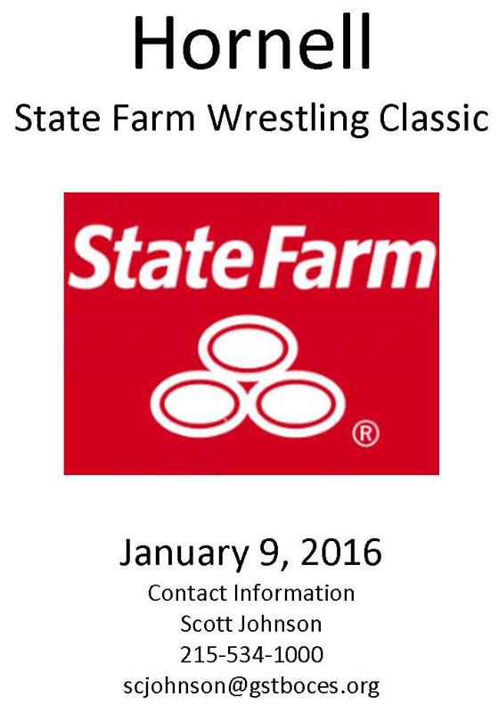 2016 Hornell State Farm Wrestling Classic