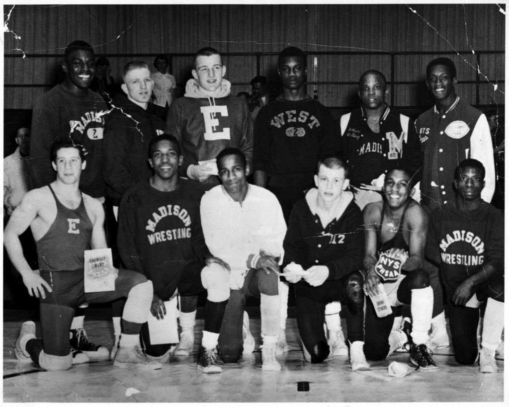 1962 NYSPHSAA Section V Class A Champions