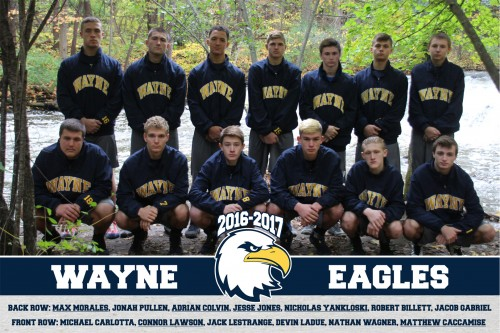 2016-2017 Wayne Eagles Wrestling
