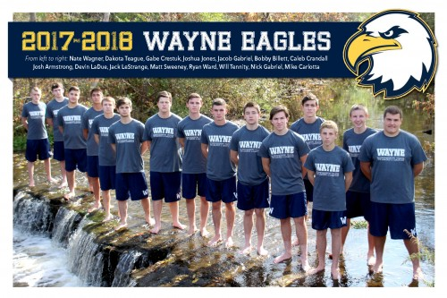 2017-2018 Wayne Eagles Wrestling