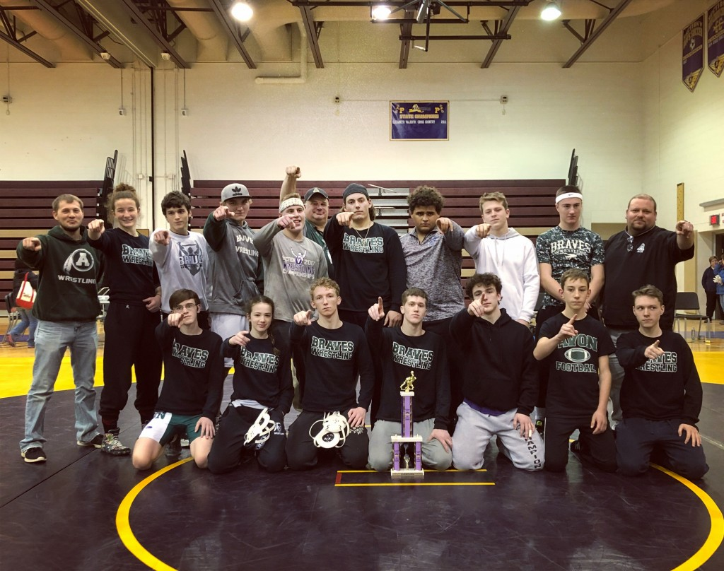 Avon-Geneseo wins Pavilion Duals on Tiebreaker in Finals