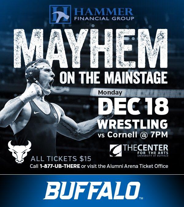 Mayhem on the Mainstage