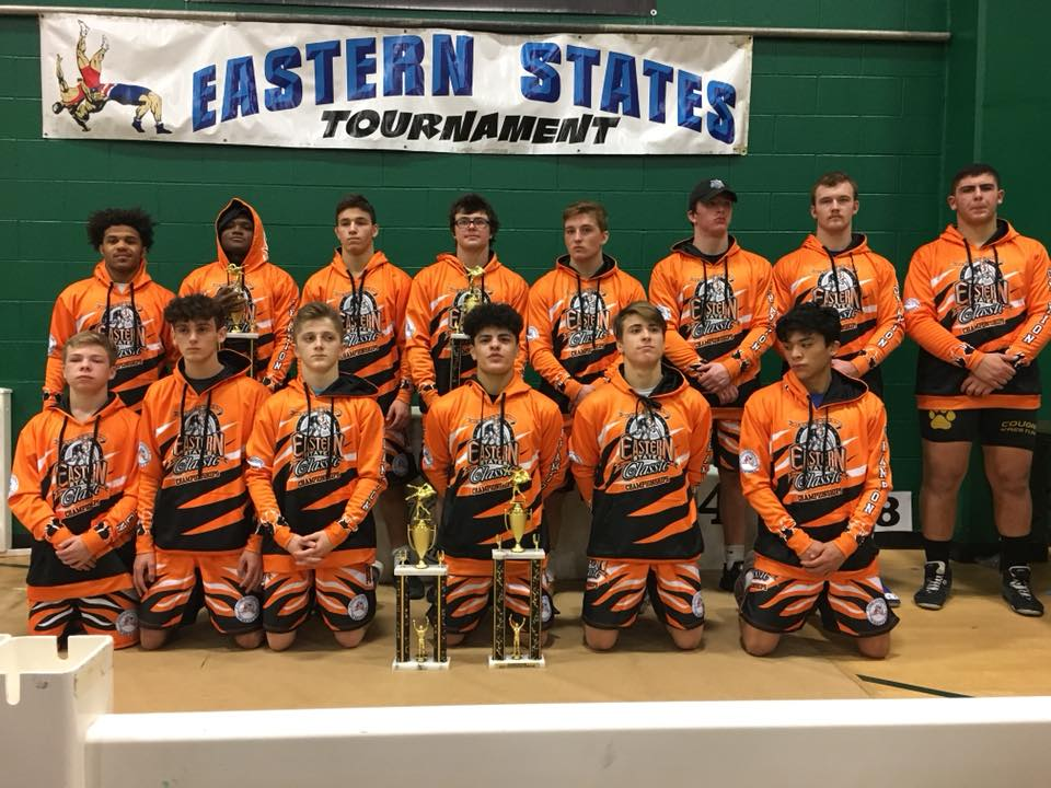 2018 Eastern States Wrestling Classic Champions