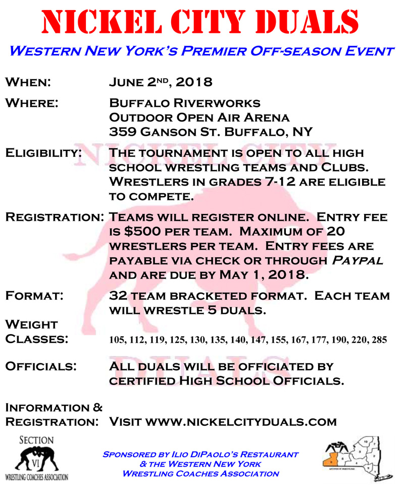 Nickel City Duals