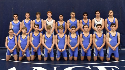 2017-2018 St. Mary's Lancers Wrestling