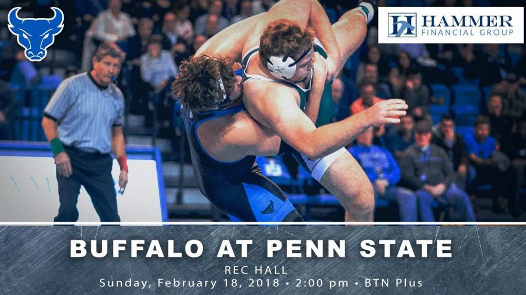 Buffalo at Penn State