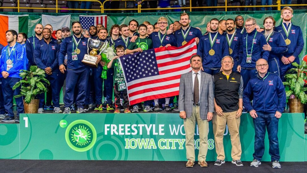 USA: 2018 World Cup Champions