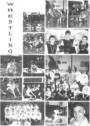 2003-2004 Ripley Eagles Wrestling
