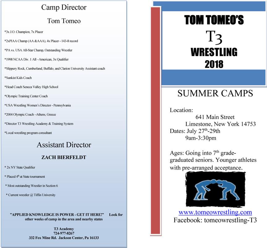 Tom Tomeo Triquetra Training System