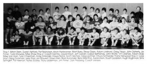 1983-1984 Brighton Barons