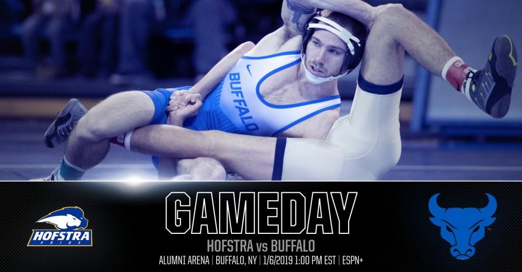 Buffalo vs. Hofstra