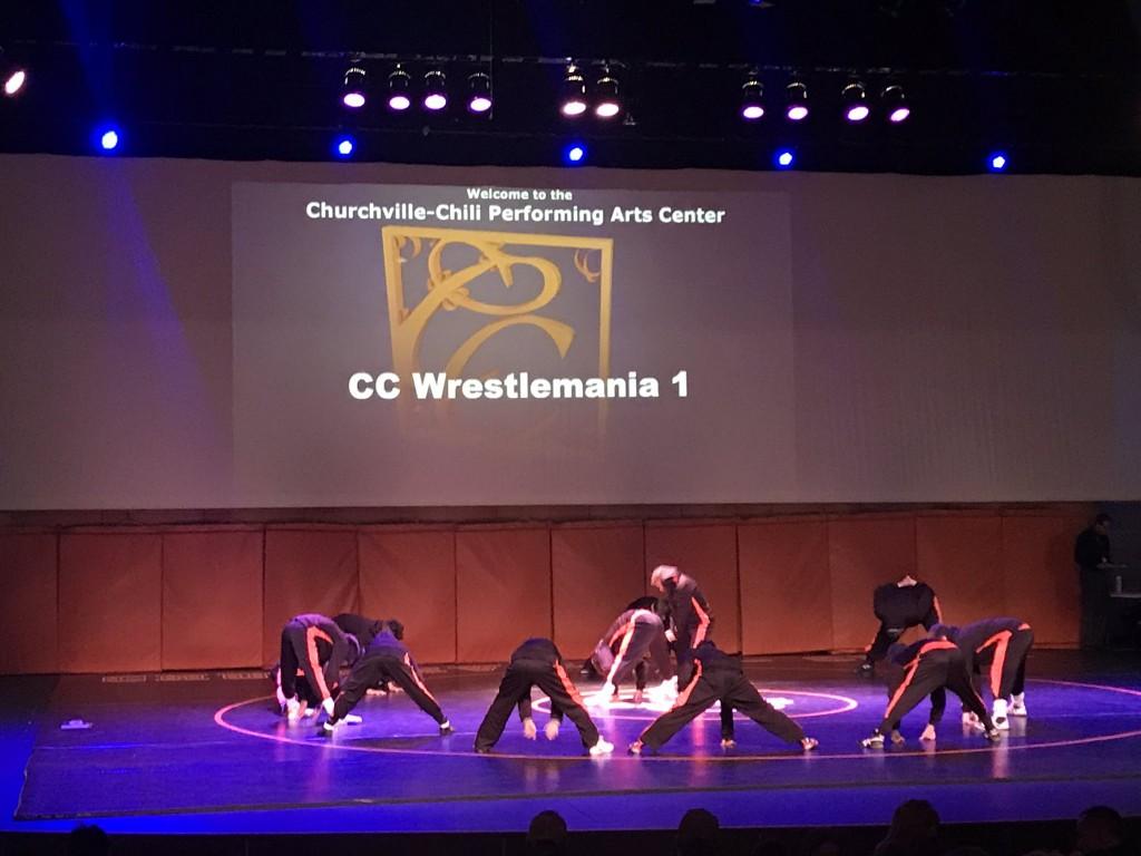 CC Wrestlemania 1