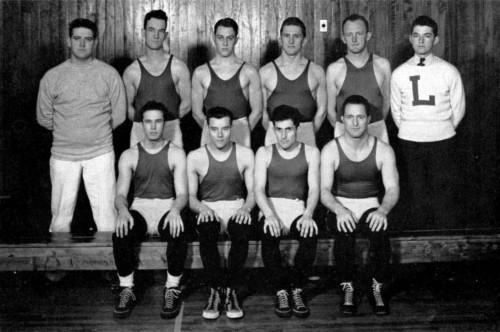 1938-1939 St. Lawrence Saints