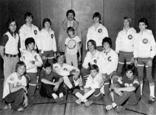 1976-1977 Wilson Lakemen